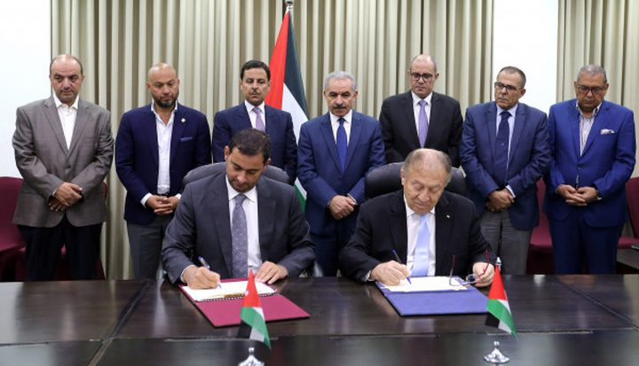 توقيع مذكرات للتبادل التجاري وتعزيز التعاون الاقتصادي مع الأردن