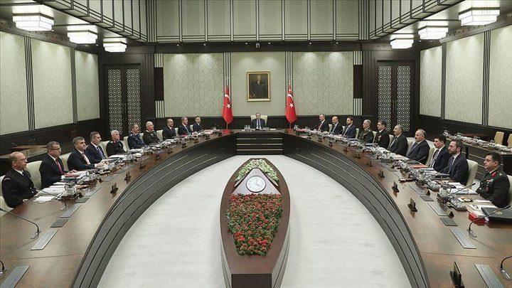 """تركيا تبذل جهودها لإقامة """"ممر سلام"""" في سوريا"""
