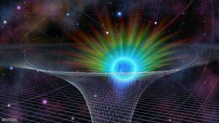 ظاهرة فلكية تثبت نظرية آينشتاين