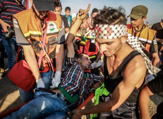 محامية إسرائيلية: الاحتلال يُقر ضمنيًا بقتل متظاهري غزة
