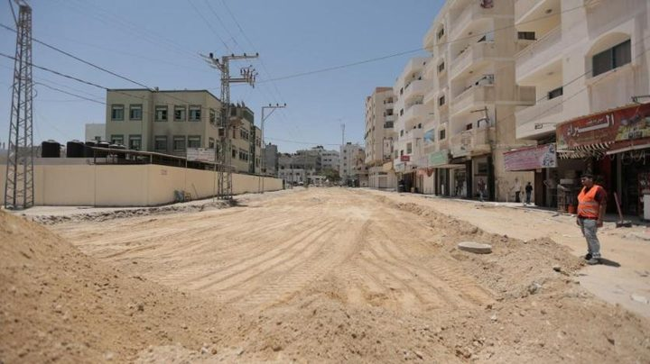 """الإضراب يشل مشاريع """"الأونروا"""" بغزة اليوم وغدا"""