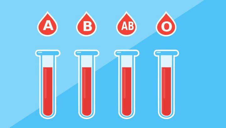 دراسة: فصيلة الدم الأولى(A) هي الفصيلة الأكثر مقاومة للأمراض