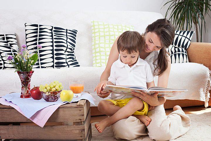 علّمي طفلك القراءة بكل سهولة