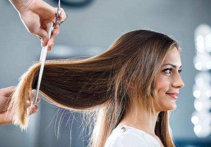 علاج الشعر الخشن في الصيف