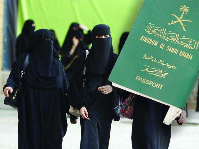 لأول مرة: استخراج جواز السفر للمرأة السعودية دون موافقة ولي الأمر