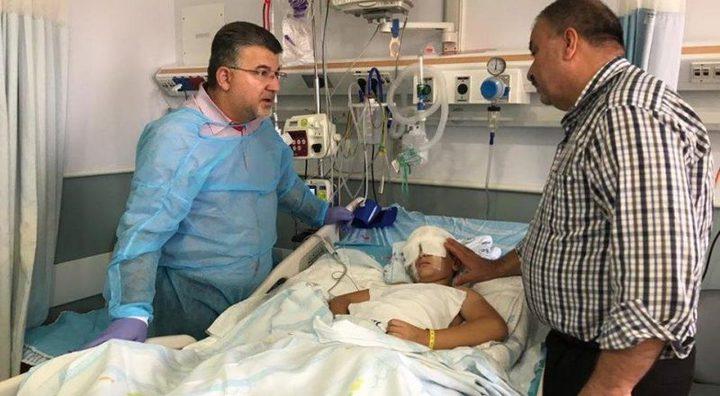 جبارين: الاحتلال يستهدف الأطفال ويمارس القمع والإعدامات الميدانية