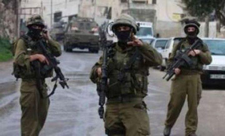 الاحتلال يغلق شارع جنين-نابلس بزعم اطلاق النار على قوة اسرائيلية