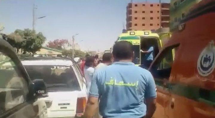 مصري يقتل زوجته لأنها أنجبت أنثى !