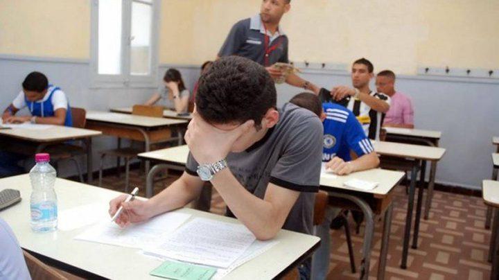 """التربية: حوالي 16 ألف يتقدمون اليوم لإمتحان""""الإعادة"""" للتوجيهي"""