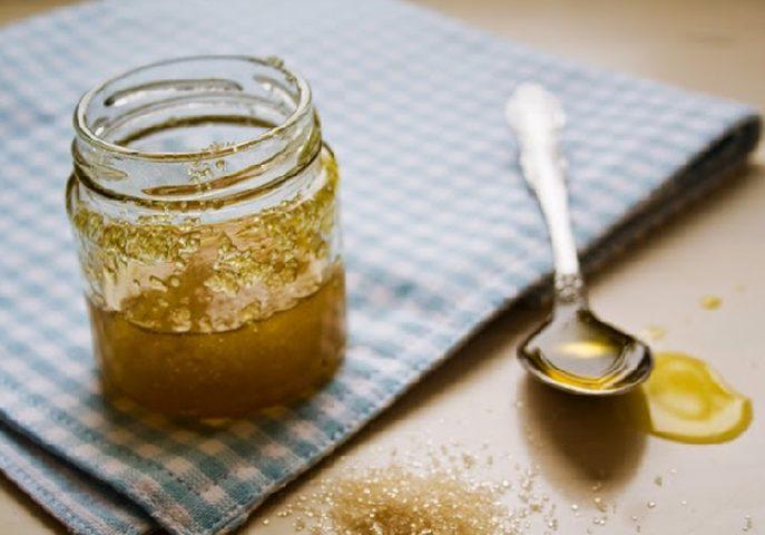 مفشر السكر بزيت الزيتون