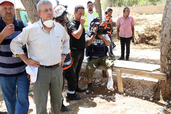 البرغوثي: فلسطين ستنتصر بالمقاومة الشعبية والصمود