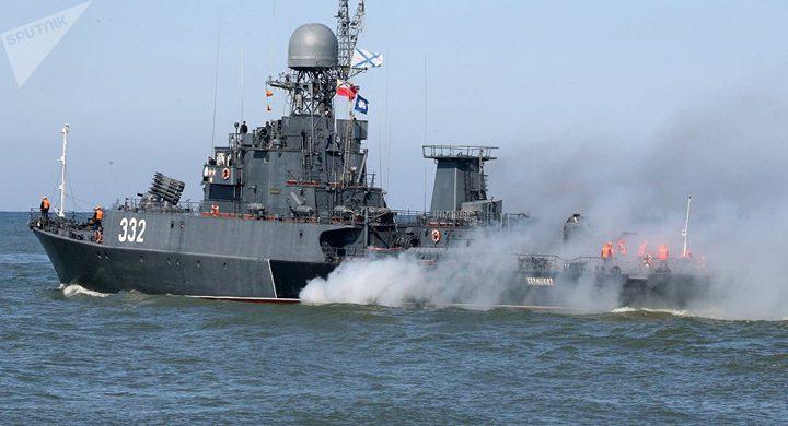 مناورات روسية تمتد من البحر المتوسط إلى بحر البلطيق