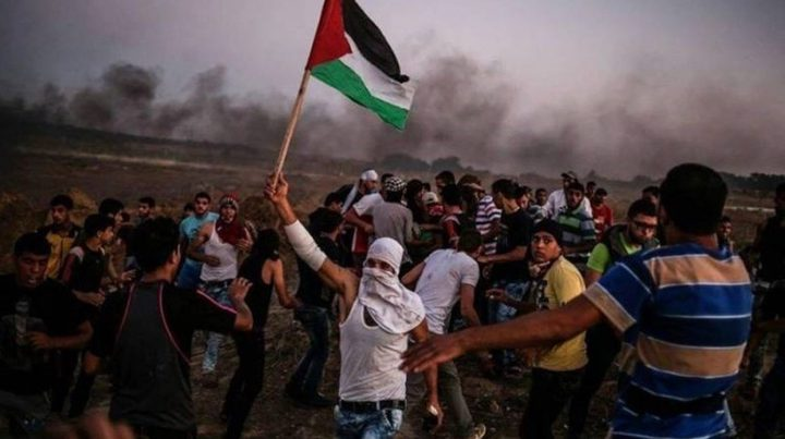هيئة مسيرات العودة تدعو فلسطينيي لبنان للاستمرار بحراكهم السلمي