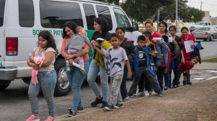هندوراس تتهم واشنطن باحتجاز الآلاف من مواطنيها