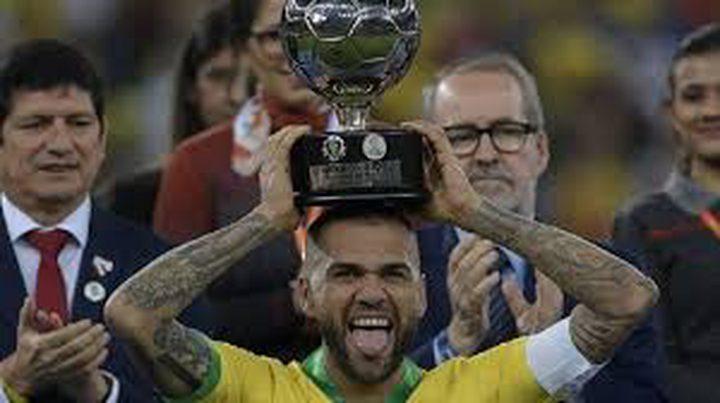 ألفيس يحسم وجهته المستقبلية في البرازيل