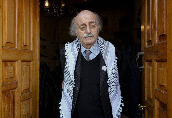 جنبلاط: الرئيس عباس وحده يملك التوقيع باسم فلسطين