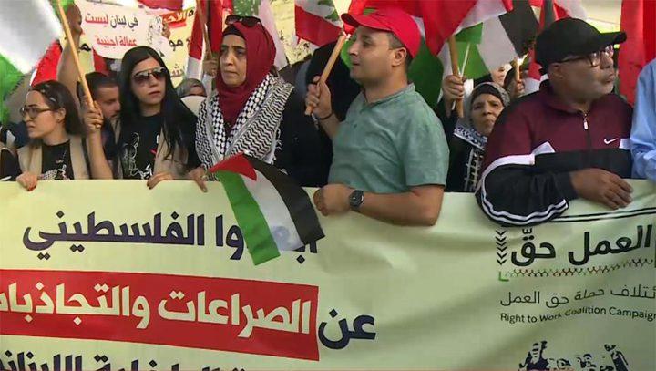 بين قرارين غير مسبوقين ... أي مصير ينتظر الفلسطينيين في لبنان؟