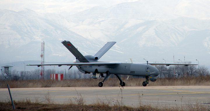 إسقاط طائرة دون طيار شرقي العاصمة الليبية