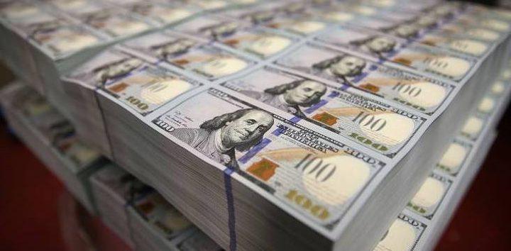 الدولار يواصل الهبوط أمام الشيقل