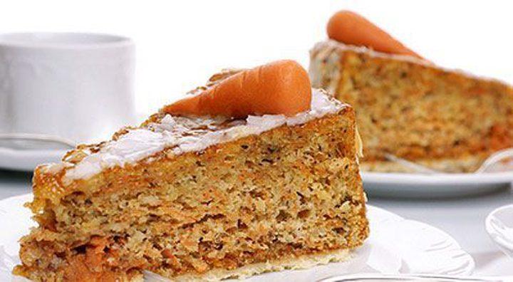 وصفة لتحضير كعكة الجزر بطريقة صحية