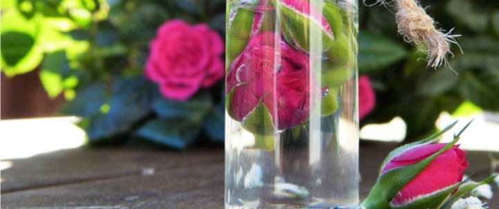 ماء الورد للشعر، كيف يمكن إستخدامه؟
