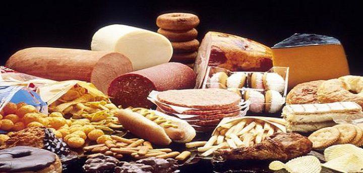 أطعمة تزيد خطر الإصابة بالنوبات القلبية
