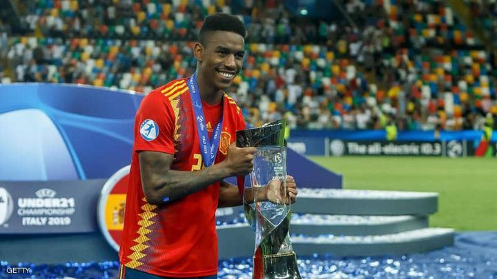 برشلونة يتعاقد مع لاعب جديد في عقد يمتد لـ5 سنوات