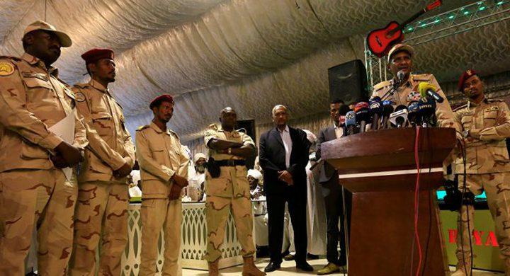 السودان.. قرب الإعلان عن تشكيل مجلس سيادة يدير البلاد