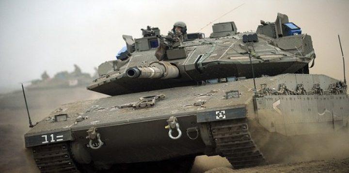 """الاحتلال يطور تقنيات عسكرية لإنتاج """"دبّابة المستقبل"""""""