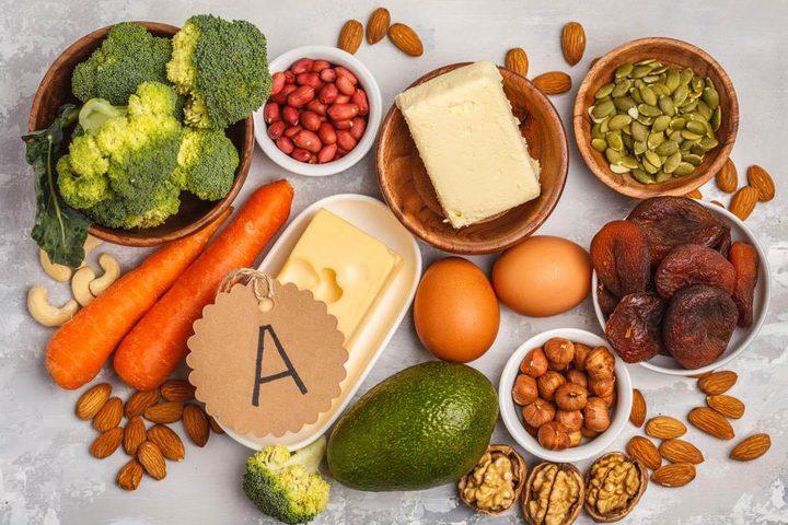 تناول مواد غذائية غنية بفيتامين А يخفض خطر السرطان