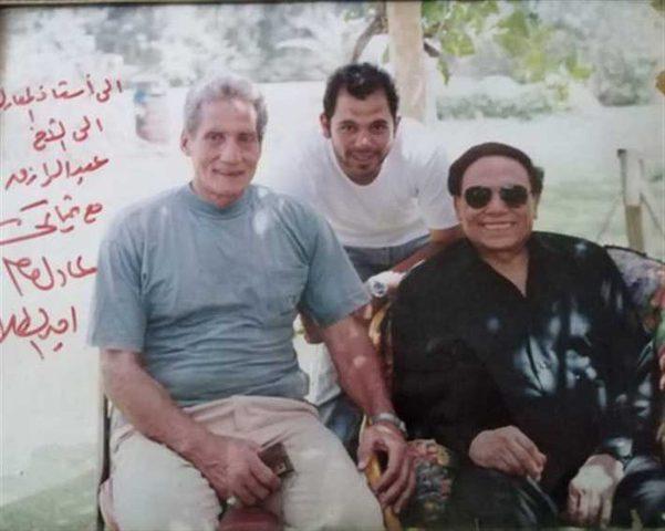 وفاة الفنان المصري الكبير عبد الرازق فوزي