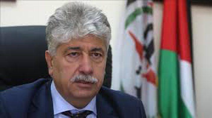 """مجدلاني: عدم إدراج إسرائيل بقائمة """"العار"""" الأممية تشجيع للاحتلال"""