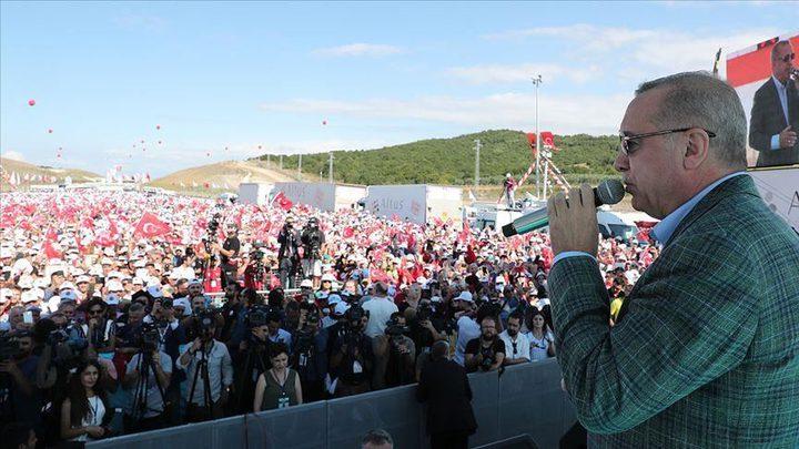أردوغان يؤكد أن بلاده ستنفّذ عملية شرق الفرات بسوريا