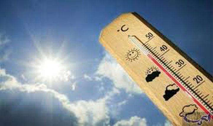 أجواء شديدة الحرارة