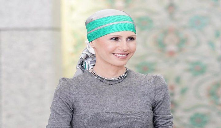 أسماء الأسد تعلن شفاءها التام من السرطان