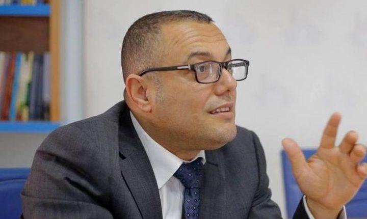 أبو سيف: اقتحام الاحتلال للمؤسسات الثقافية يهدف لطمس هويتنا