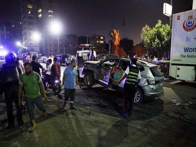 """الداخلية المصرية تتهم جماعة إخوانية بتفجير """"معهد الأورام"""""""