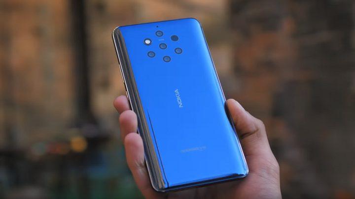 هاتف 5G بقدرات تصوير فائقة من نوكيا