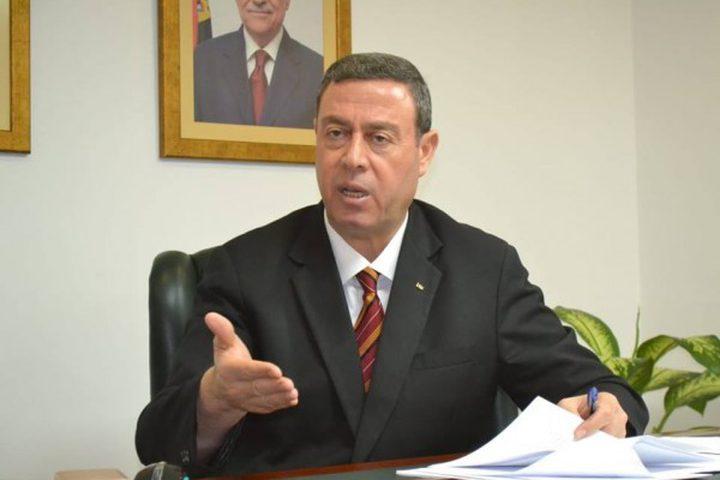 السفير اللوح يثمن دور الأونروا في دعم اللاجئين الفلسطينيين