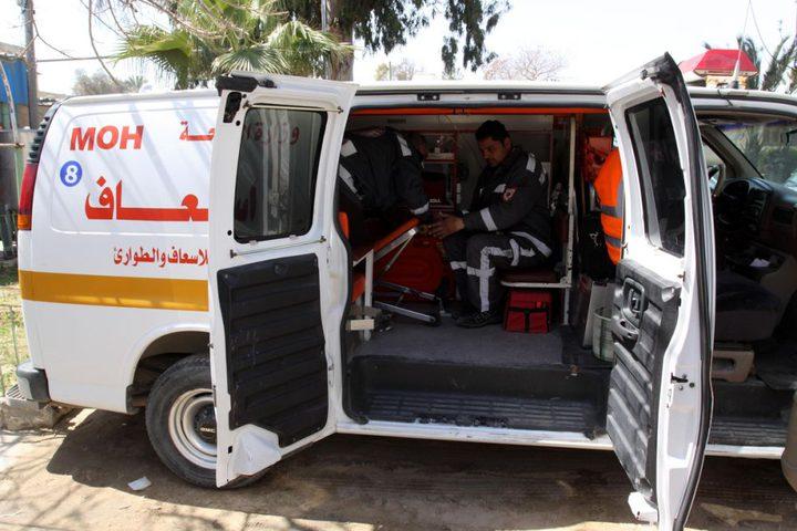 وفاة طفل(عام ونصف) متأثرا بإصابته في حادث دهس