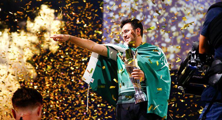 """مساعد الدوسري بطلا لبطولة العالم في الـ """" إكس بوكس """""""