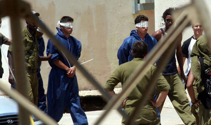 الأسرى: الاحتلال اعتقل 615 مواطنا خلال الشهر المنصرم