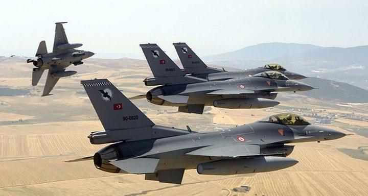 استهداف طائرة تركية في الأجواء الليبية