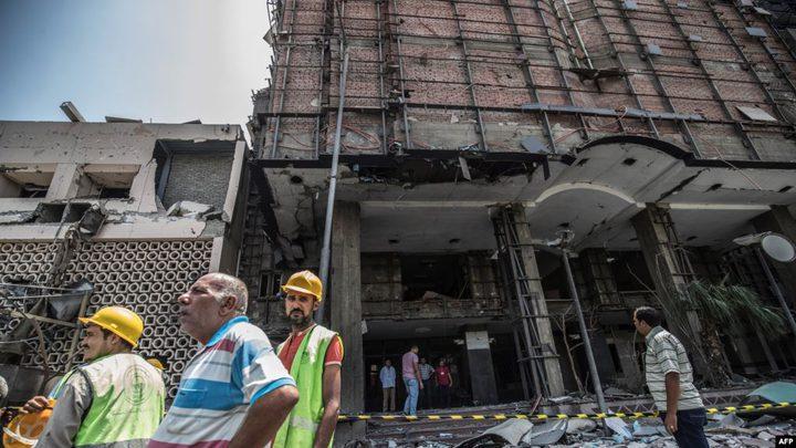 مصر: عائلة كاملة من بين ضحايا تفجير معهد الأورام