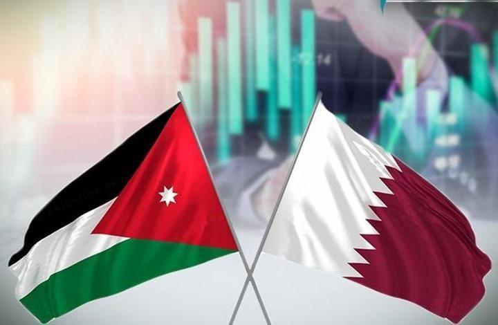 مباحثات أردنية قطرية لتعزيز التعاون بين البلدين