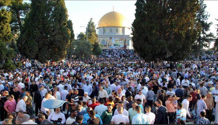 تحذيرات من دعوات متطرفة لاقتحام الأقصى في عيد الأضحى