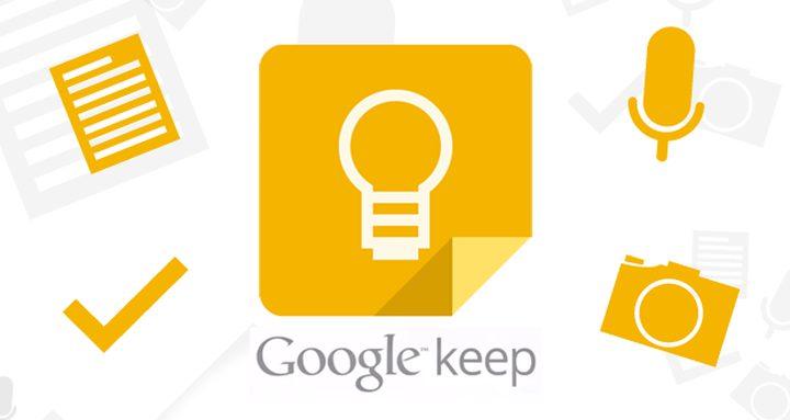 """طرق تحقيق أفضل استفادة من تطبيق الملاحظات """"Google Keep"""""""