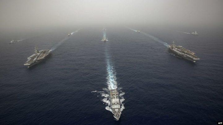 """"""" إسرائيل"""" تشارك في التحالف البحري بمضيق هرمز"""
