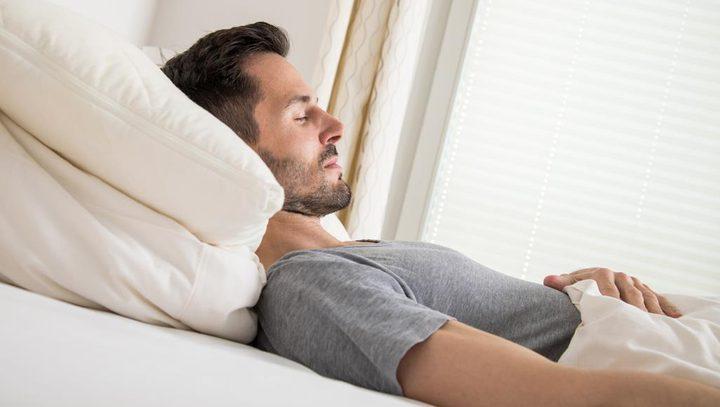 ماذا يحدث للجسم أثناء النوم