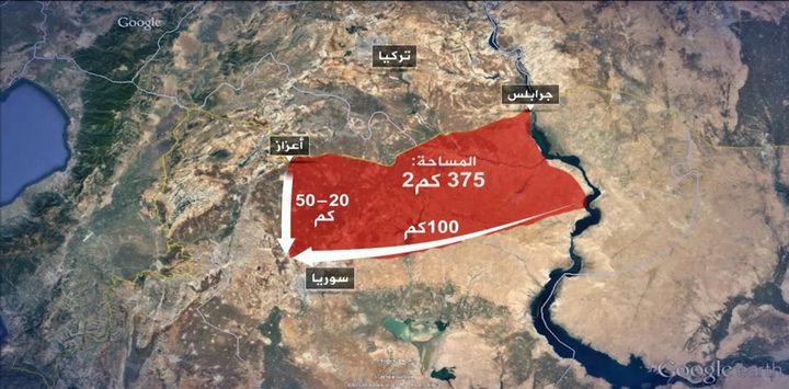 اتفاق بين واشنطن وأنقرة بشأن المنطقة الآمنة شمال سوريا
